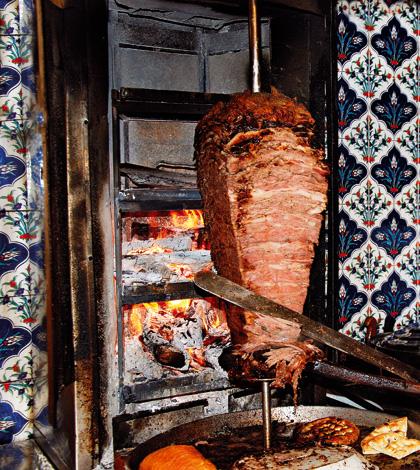 sokak lezzetleri doner beef and fish
